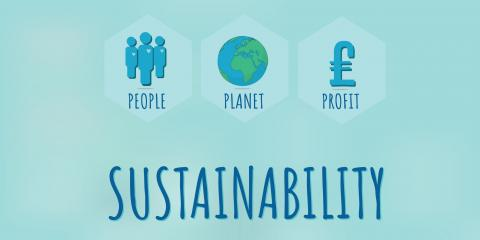 The Three P's of Sustainability