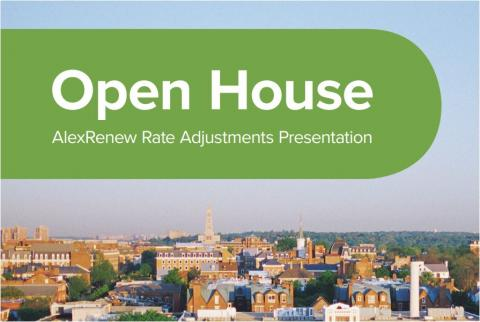 Open House Rates Adjustment Presentation